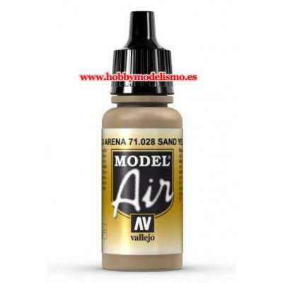 AMARILLO ARENA (17 ml)