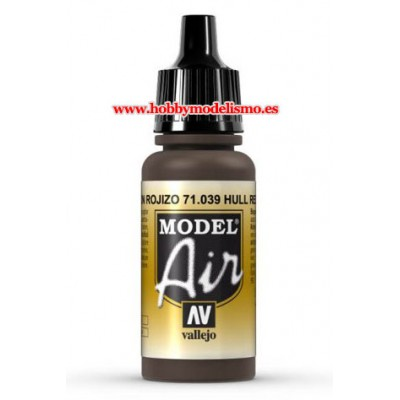 PINTURA ACRILICA MARRON CASCO (17 ml)