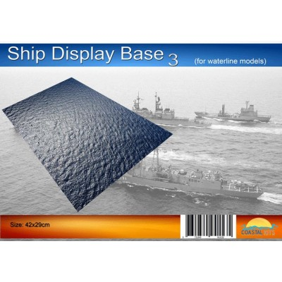 BASE EXPOSICION BARCO 3 (297 x 210 mm) - Coastal Kits CKS222