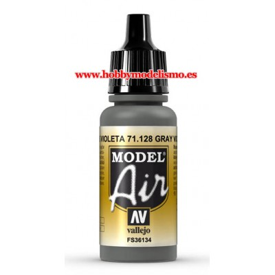 PINTURA ACRILICA GRIS VIOLETA RLM75 (17 ml)