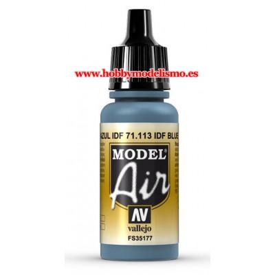 PINTURA ACRILICA U.S. AZUL INTERMEDIO (17 ml)