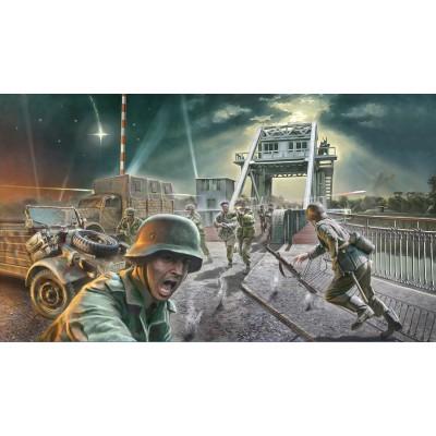 Battle Set: EL PUENTE PEGASO -1/72- Italeri 6194