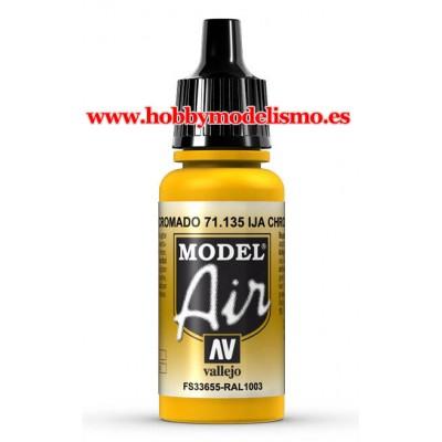 PINTURA ACRILICA IJA AMARILLO CROMANDO (17 ml)