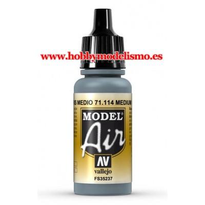 PINTURA ACRILICA U.S.A.F. GRIS AZUL (17 ml)