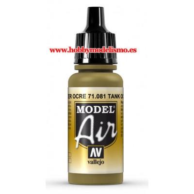 PINTURA ACRILICA PANZER OCRE (17 ml)