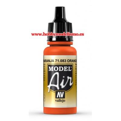 PINTURA ACRILICA NARANJA (17 ml)