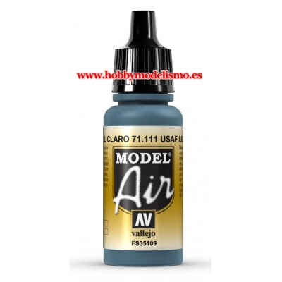 PINTURA ACRILICA U.K. AZUL MEDITERRANEO (17 ml)