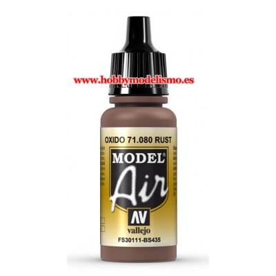 PINTURA ACRILICA OXIDO (17 ml)