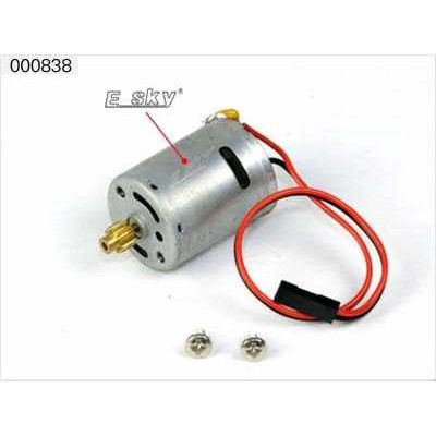 MOTOR ELECTRICO 370 w/12T E sky 000838