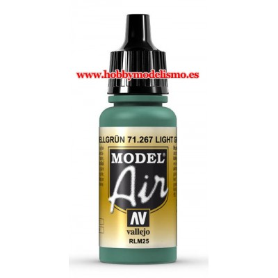 PINTURA ACRILICA HELLGRUN RLM25 (17 ml)