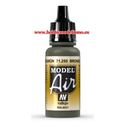 PINTURA ACRILICA VERDE BRONCEADO (17 ml)