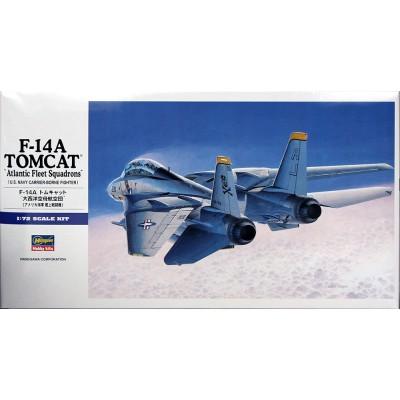 "GRUMMAN F-14 A TOMCAT ""Flota Atlantica"" -1/72- Hasegawa E14"