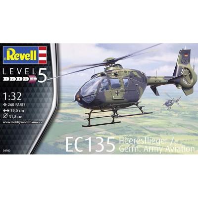 EUROCOPTER EC-135 -1/32- Revell 04982