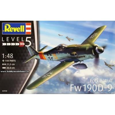 FOCKE WULF Fw-190 D-9 -1/48- Revell 03930