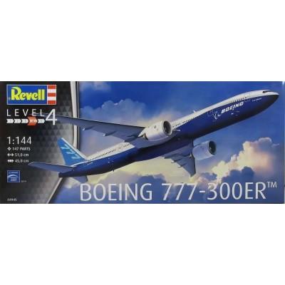 BOEING 777-300 ER -1/144- Revell 04945