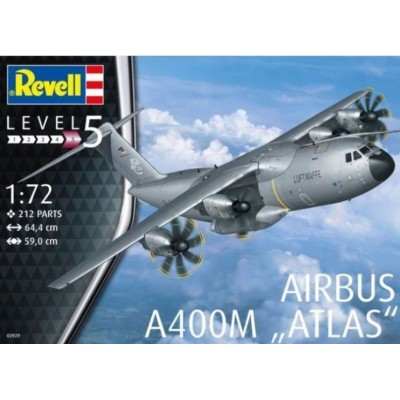 AIRBUS A400M ATLAS -1/72- Revell 03929