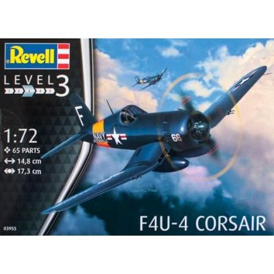 VOUGHT F4U-4 CORSAIR -1/72- Revell 03955