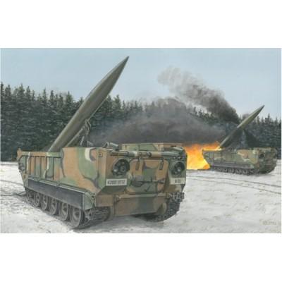 VEHICULO LANZADOR DE MISILES M-752 (Lance) -1/35- Dragon 3576