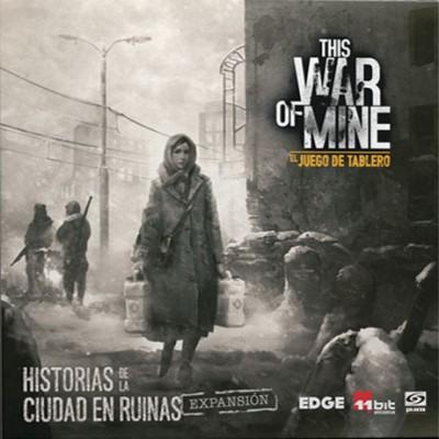 THIS WAR OF MINE HISTORIAS DE LA CIUDAD EN RUINAS