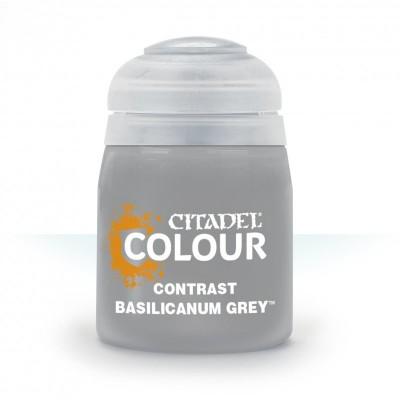 Contrast: BASILICANUM GREY (18 ml) - Games Workshop 29-37