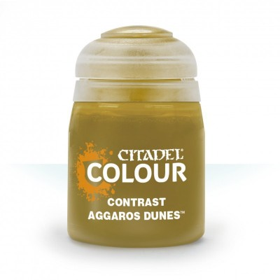 Contrast: AGGAROS DUNE (18 ml) - Games Workshop 29-25