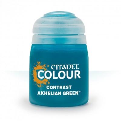 Contrast: AKHELIAN GREEN (18 ml) - Games Workshop 29-19