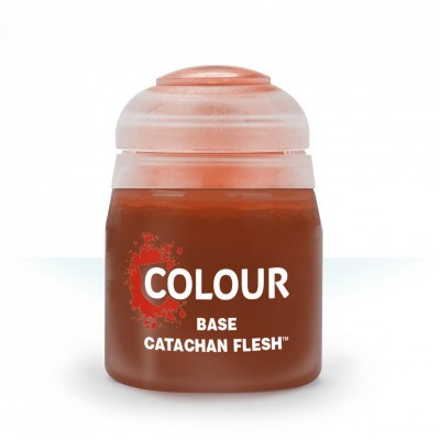 Base: CATACHAN FLESHTONE (12 ml) - Games Workshop 21-50