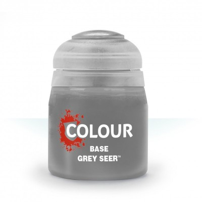 Base: GREY SEER (12 ml) - Games Workshop 21-54