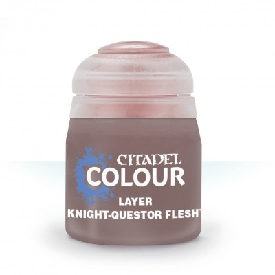Layer: KNIGHT QUESTOR FLESH (12 ml) - Games Workshop 22-93