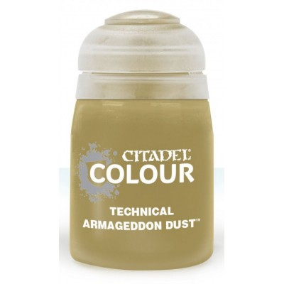 Technical: ARMAGEDDON DUST (24 ml) - Games Workshop 27-28