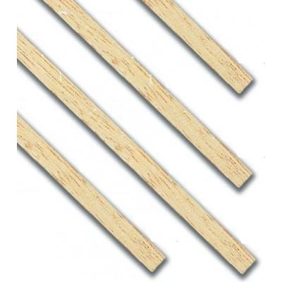 LISTON RECTANGULAR TILO (1 x 4 x 1.000 mm) 10 UNIDADES