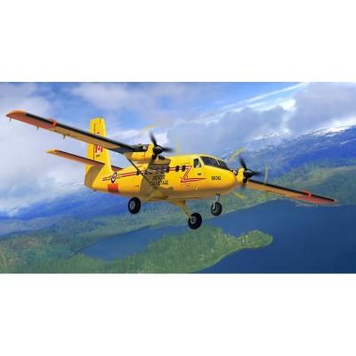 de HAVILLAND CANADA DHC-6 TWIN OTTER - ESCALA 1/72 - REVELL 04901
