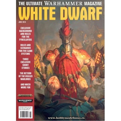 REVISTA WHITE DWARF JUNIO 2019 EN INGLES