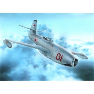 YAKOVLEV YAK-23 FLORA - ESCALA 1/72 - SPECIAL HOBBY 72248