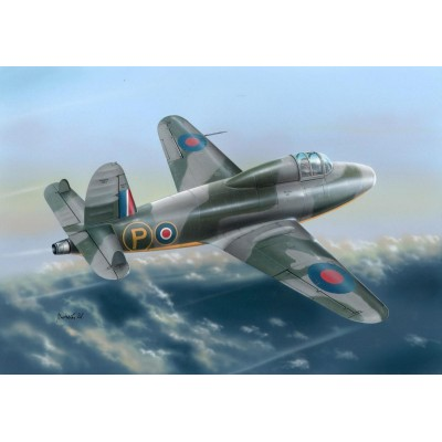 GLOSTER E.28/39 PIONEER LATE VERSION - ESCALA 1/48 - SPECIAL HOBBY 48094