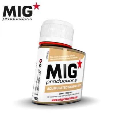 ACUMULATED SAND EFFECT (75 ml) - MIG Productions P298