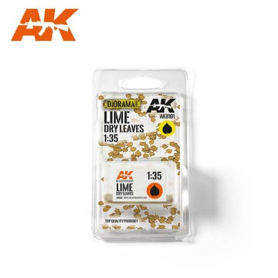 LIME DRY LEAVES 1/35 - AK Interactive AK8101
