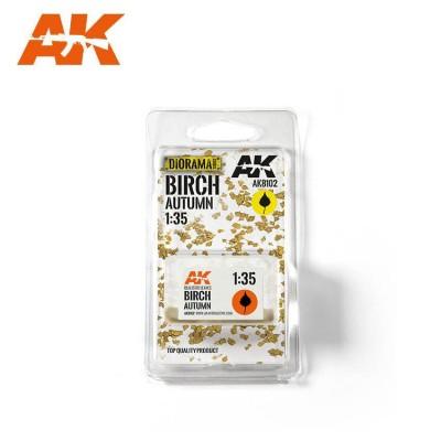 BIRCH AUTUMN 1/35 - AK Interactive AK8102