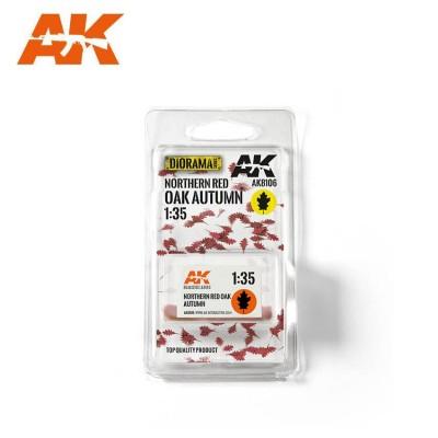 NORTHERN RED OAK AUTUMN 1/35 - AK Interactive AK8106