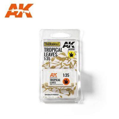 TROPICAL LEAVES 1/35 - AK Interactive AK8110