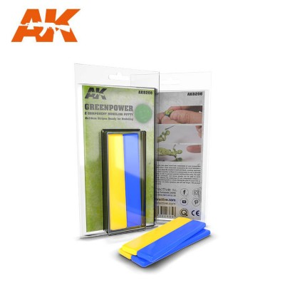 GREEN POWER SET - AK Interactive AK8208