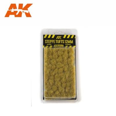 STEPPE TUFTS (12 mm) - AK Interactive AK8125