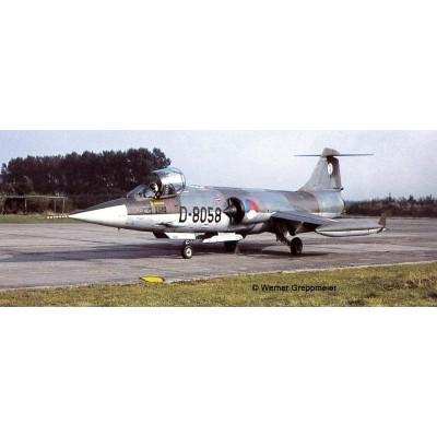 LOCKHEED F-104 G STARFIGHTER -1/72- Revell 03879