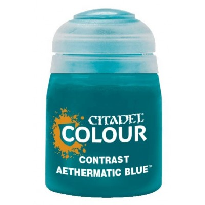 Contrast: AETHERMATIC BLUE (18 ml) - Games Workshop 29-41