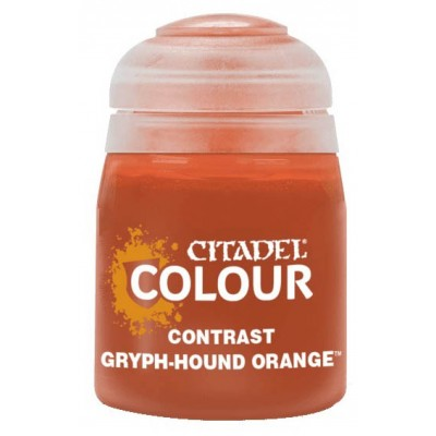 Contrast: GRYPH-HOUND ORANGE (18 ml) - Games Workshop 29-11