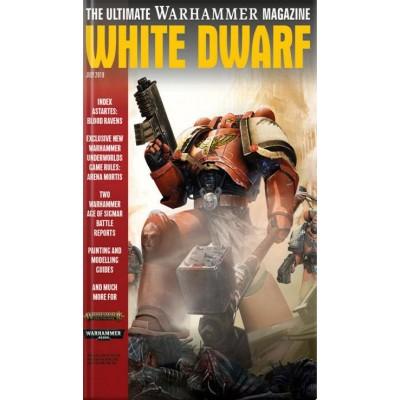REVISTA WHITE DWARF JULIO 2019 (INGLES)