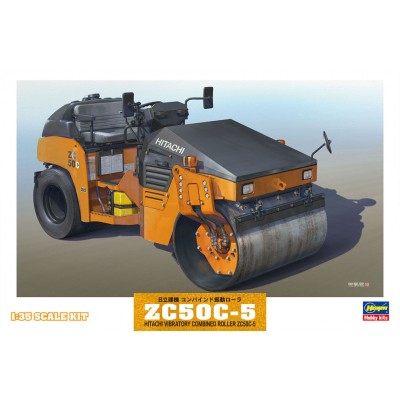 APISADORA - VIBRADORA ZC50C-5 -1/35- Hasegawa WM02