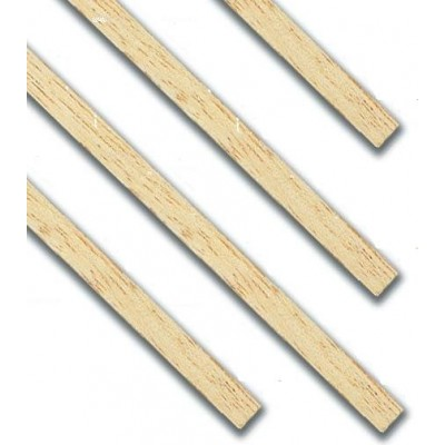 LISTON RECTANGULAR TILO (1 x 3 x 1000 mm) 10 unidades