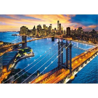 PUZZLE 3000 PZS NEW YORK - CLEMENTONI 33546