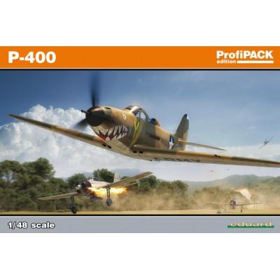 BELL P-40 O AIRCOBRA -1/48- Eduard 8092